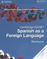 Cambridge International Igcse - Lara, Francisco; Gonzalez, Victor; Capelo, Manuel - ISBN: 9781316635544