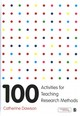 100 Activities For Teaching Research Methods - Dawson, Catherine - ISBN: 9781473946286