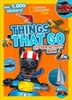 Things That Go Sticker Activity Book - National Geographic Kids - ISBN: 9781426335372
