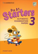 Pre A1 Starters 3 Student's Book - (NA) - ISBN: 9781108465113