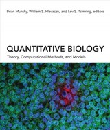 Quantitative Biology - Munsky, Brian (EDT)/ Hlavacek, William S. (EDT)/ Tsimring, Lev S. (EDT) - ISBN: 9780262038089