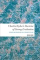 Charles Taylor's Doctrine Of Strong Evaluation - Meijer, Michiel - ISBN: 9781786604019
