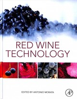 Red Wine Technology - ISBN: 9780128143995