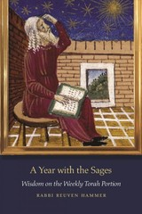 Year With The Sages - Hammer, Reuven - ISBN: 9780827613119
