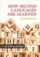 How Second Languages Are Learned - Hawkins, Roger (university Of Essex) - ISBN: 9781108475037