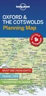 Lonely Planet Oxford & The Cotswolds Planning Map - Lonely Planet; Lonely Planet - ISBN: 9781788686020