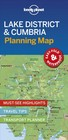 Lonely Planet Lake District & Cumbria Planning Map - Lonely Planet; Lonely Planet - ISBN: 9781788685962