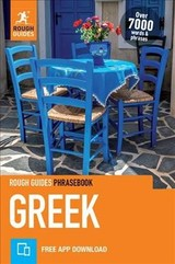 Rough Guides Phrasebook Greek (bilingual Dictionary) - Guides, Rough - ISBN: 9781789194388