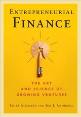 Entrepreneurial Finance - Alemany, Luisa (EDT)/ Andreoli, Job J. (EDT) - ISBN: 9781108421355