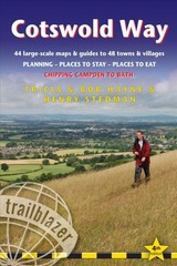 Cotswold Way: Chipping Campden To Bath (trailblazer British Walking Guide) - Hayne, Bob/ Hayne, Tricia/ Stedman, Henry - ISBN: 9781912716043