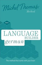 Language Builder German (learn German With The Michel Thomas Method) - Thomas, Michel - ISBN: 9781473692886