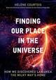 Finding Our Place In The Universe - Courtois, Hélène/ Kopelman, Nikki (TRN) - ISBN: 9780262039956