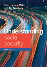 Understanding Social Security - Millar, Jane (EDT)/ Sainsbury, Roy (EDT) - ISBN: 9781447339472