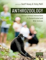Anthrozoology - Hosey, Geoff (EDT)/ Melfi, Vicky (EDT) - ISBN: 9780198753636