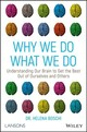 Why We Do What We Do - Boschi, Helena - ISBN: 9781119561491