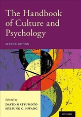 Handbook Of Culture And Psychology - Matsumoto, David (EDT)/ Hwang, Hyisung C. (EDT) - ISBN: 9780190679743