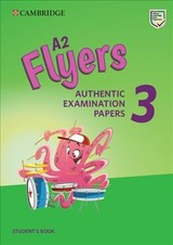 A2 Flyers 3 Student's Book - (NA) - ISBN: 9781108465168