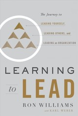 Learning To Lead - Williams, Ron - ISBN: 9781626346222