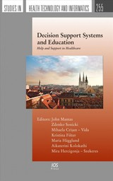 Decision Support Systems & Education - Mantas, J. - ISBN: 9781614999201