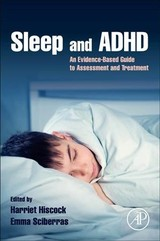 Sleep And Adhd - ISBN: 9780128141809