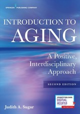 Introduction To Aging - Sugar, Judith A. - ISBN: 9780826162939