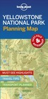 Lonely Planet Yellowstone National Park Planning Map - Lonely Planet Publications (COR) - ISBN: 9781788686143