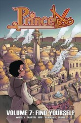 Princeless Volume 7: Find Yourself - Whitley, Jeremy - ISBN: 9781632294388