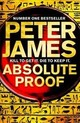 Absolute Proof - James, Peter - ISBN: 9780230772182