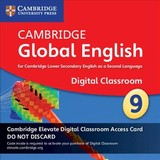 Cambridge Global English Stage 9 Cambridge Elevate Digital Classroom Access Card (1 Year) - Barker, Christopher; Mitchell, Libby - ISBN: 9781108739948