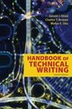 Handbook Of Technical Writing - Alred, Gerald J.; Oliu, Walter E.; Brusaw, Charles T. - ISBN: 9781319058524
