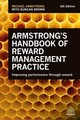 Armstrong's Handbook Of Reward Management Practice - Armstrong, Michael - ISBN: 9780749497743