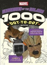 Marvel's Guardians Of The Galaxy 1000 Dot-to-dot Book - Pavitte, Thomas - ISBN: 9781781573754