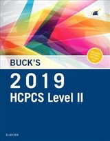 Buck's 2019 Hcpcs Level Ii - Elsevier - ISBN: 9780323582773