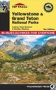 Top Trails: Yellowstone And Grand Teton National Parks - Nystrom, Andrew Dean; Mayhew, Bradley - ISBN: 9780899979502