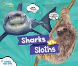 Sharks Vs. Sloths - National Geographic Kids - ISBN: 9781426335235