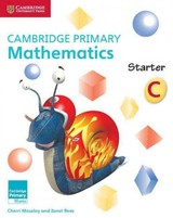Cambridge Primary Mathematics Starter Activity Book C - Moseley, Cherri; Rees, Janet - ISBN: 9781316509128