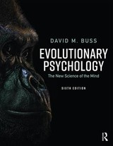 Evolutionary Psychology - Buss, David (university Of Texas At Austin Usa) - ISBN: 9781138088610