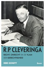 R.P. Cleveringa - Kees Schuyt - ISBN: 9789024409082