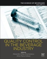 Quality Control In The Beverage Industry - ISBN: 9780128166819
