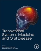 Translational Systems Medicine and Oral Disease - ISBN: 9780128137628
