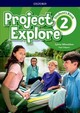 Project Explore: Level 2: Student's Book - ISBN: 9780194255714