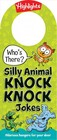 Who's There? Silly Animal Knock Knock Jokes - Highlights (COR) - ISBN: 9781684372577