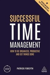 Successful Time Management - Forsyth, Patrick - ISBN: 9780749498887
