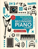 Complete Beginners Chords For Piano (pick Up And Play) - Jackson, Jake - ISBN: 9781787552852