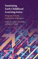 Sustaining Early Childhood Learning Gains - Reynolds, Arthur J. (EDT)/ Temple, Judy A. (EDT) - ISBN: 9781108425926