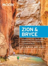 Moon Zion & Bryce (eighth Edition) - Jewell, Judy; Mcrae, W. - ISBN: 9781640491908