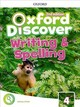 Oxford Discover: Level 4: Writing And Spelling Book - ISBN: 9780194052825