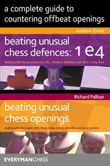 Complete Guide To Countering Offbeat Openings - Greet, Andrew; Palliser, Richard - ISBN: 9781781944905