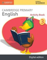 Cambridge Primary English, Cambridge Primary English Activity Book Stage 3 Digital edition - Ruttle, Kate; Budgell, Gill - ISBN: 9781107555129