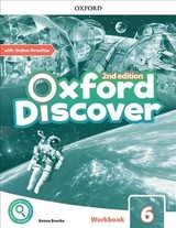 Oxford Discover: Level 6: Workbook With Online Practice - ISBN: 9780194054041